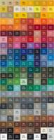 RAL шкала цветов покраски: