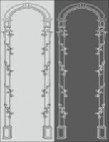 Арки, колонны