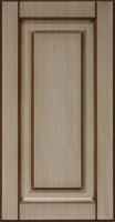 Тип патинирования мебельного фасада МДФ № 2 (с частичным протиром).