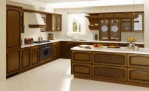 Кухня Вебер с фасадами Weber Drewpol