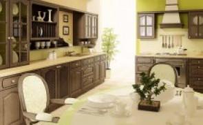 Кухня Шуманн с фасадами Schumann Drewpol