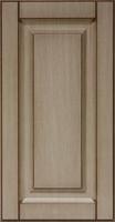 Тип патинирования мебельного фасада МДФ № 3 (с полным протиром).