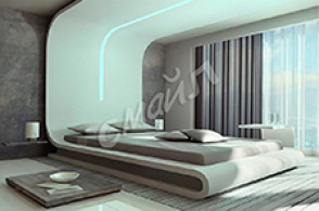 Кровати современные